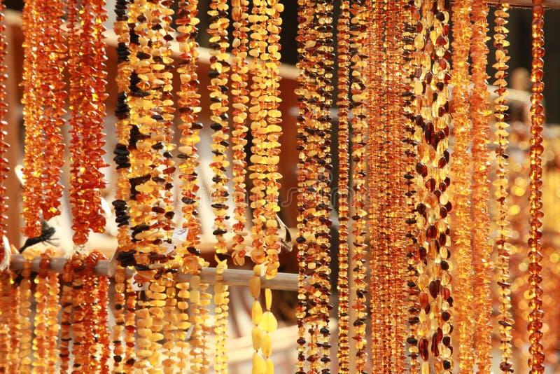 Amber stock afbeelding