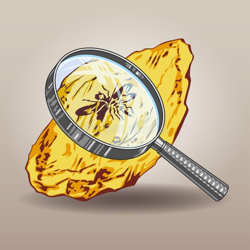 amber royalty ilustracja
