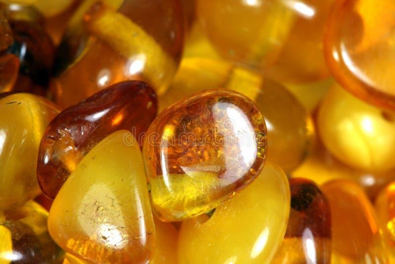 Amber royalty-vrije stock afbeeldingen
