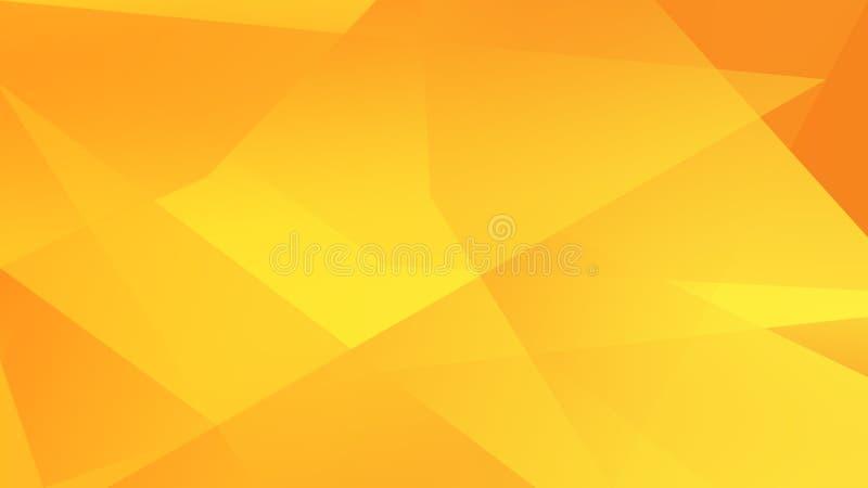 Amber Background, papel de parede móvel, contexto colorido, papel de parede, fundo móvel amarelo, apresentação ilustração stock