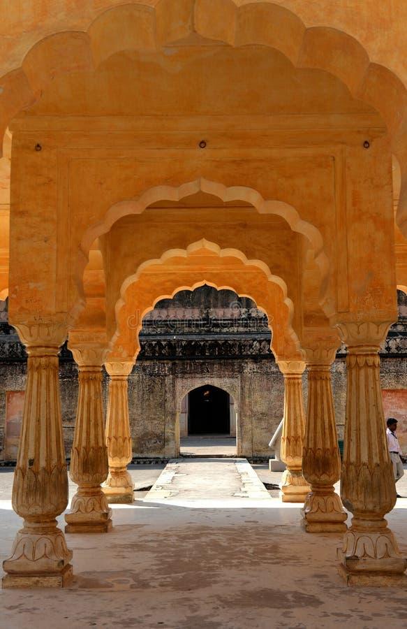 Free Amber Fort, Jaipur Royalty Free Stock Image - 28084426