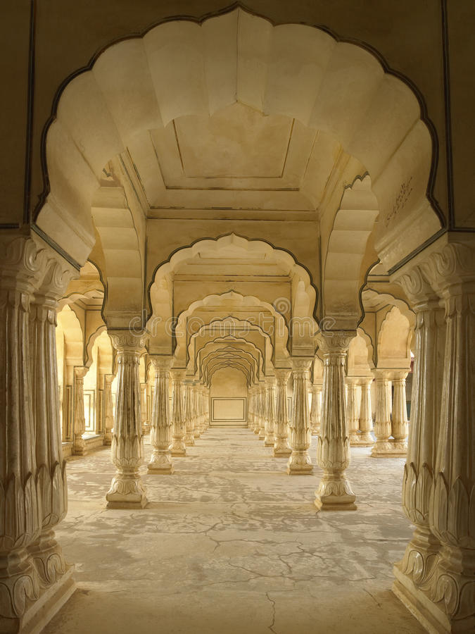 Download Amber Fort - Jaipur - India Royalty Free Stock Photos - Image: 22454508