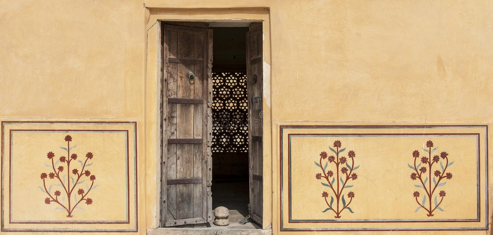 Download Amber Fort, Jaipur, India stock image. Image of asian - 24654931