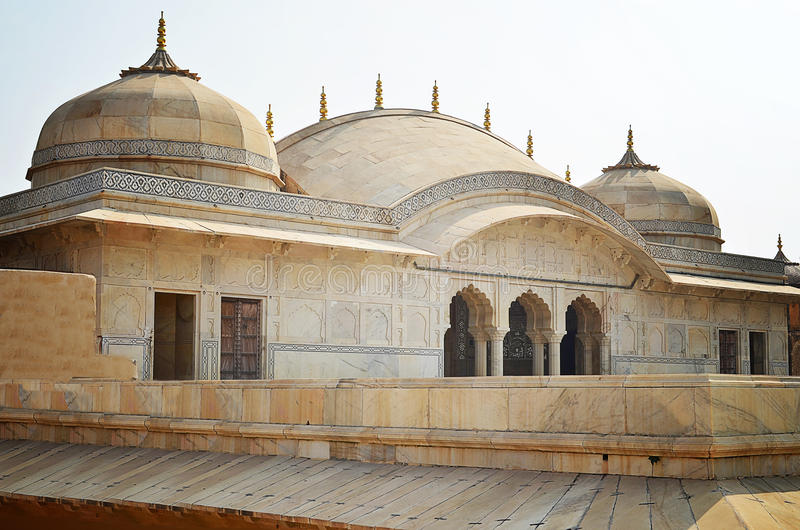 Amber Fort, Jaipur, India stock foto