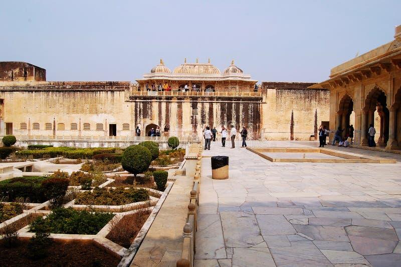 Download Amber Fort, Jaipur India stock image. Image of jagmandir - 38640419
