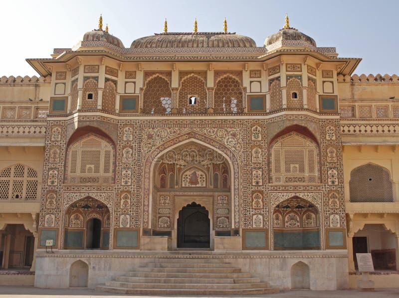 Amber Fort, Jaipur, Rajasthan royalty free stock photography