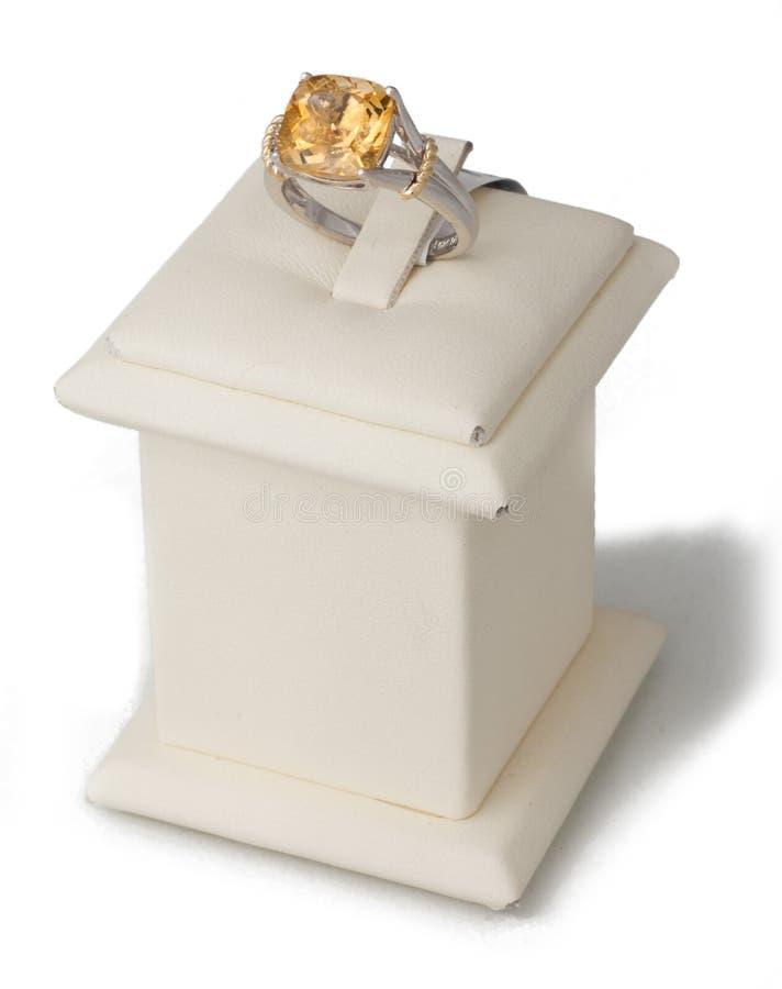 Download Amber ring stock photo. Image of carat, jewellery, macro - 25290254