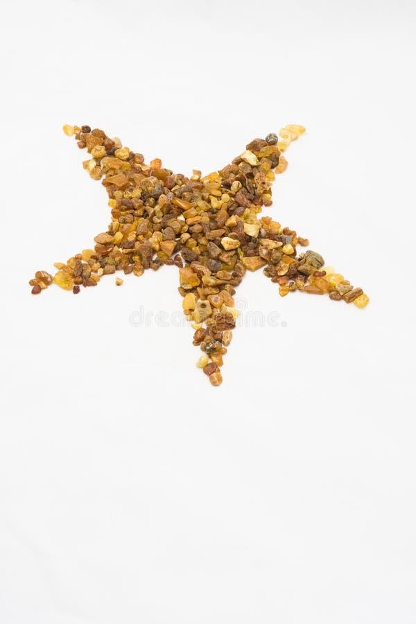 Free Amber Star Stock Photos - 6417163