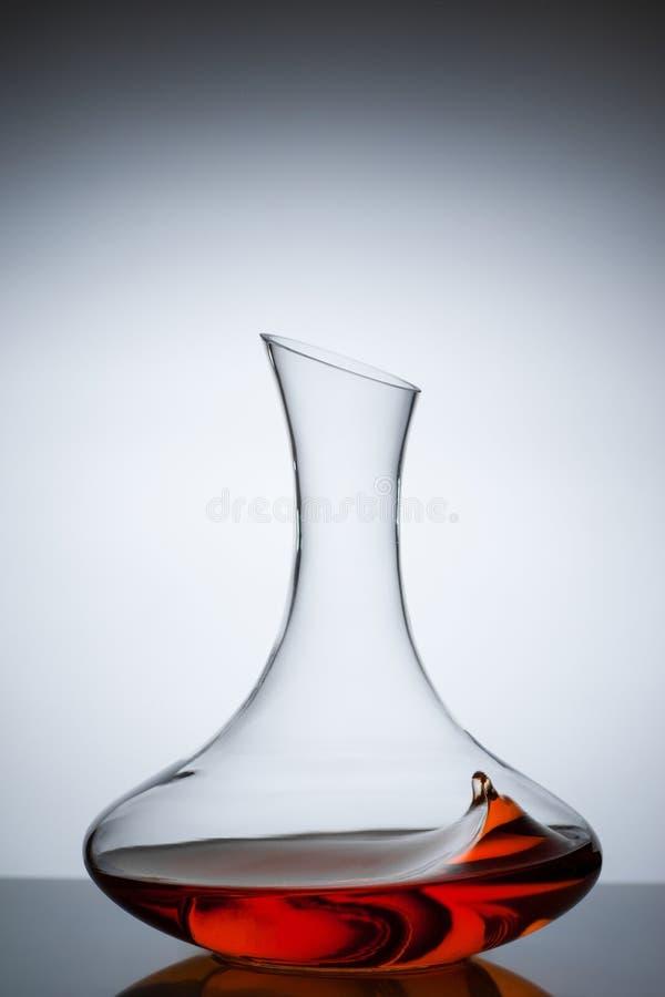 Amber Wine stock foto's