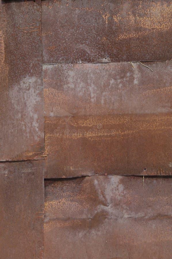 Ambiti di provenienza del ferro di Metall immagini stock