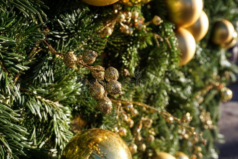 Ambiti di provenienza del nuovo anno o di Natale immagini stock libere da diritti