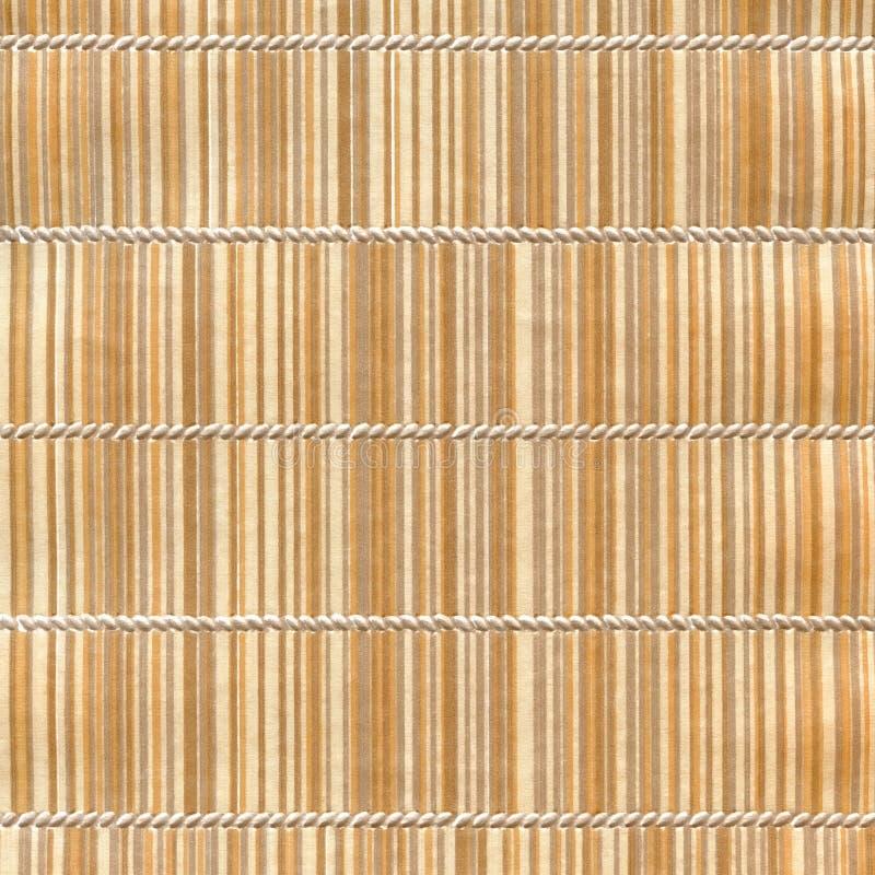 Ambiti di provenienza di bambù dell'estratto della paglia del bastone immagine stock