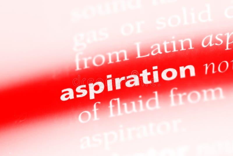 ambition arkivfoton