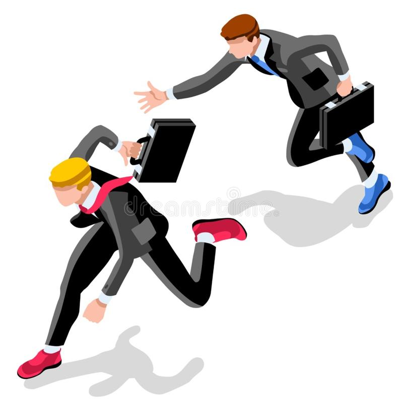 Ambitious business change 25 Job Ambitions vector concept. Business concept infographic vector design. Businessperson 3D character flat ambitious man. Job vector illustration