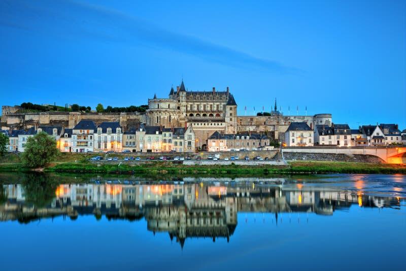 Amboise, Франция стоковое фото