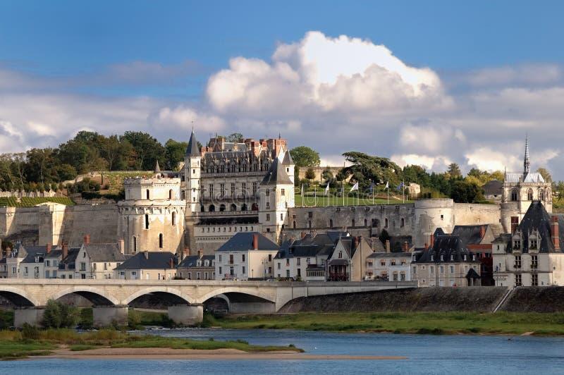 Amboise royalty-vrije stock foto