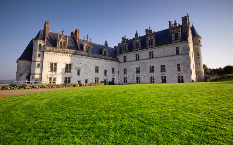 Download Amboise castle stock photo. Image of culture, france - 29297064