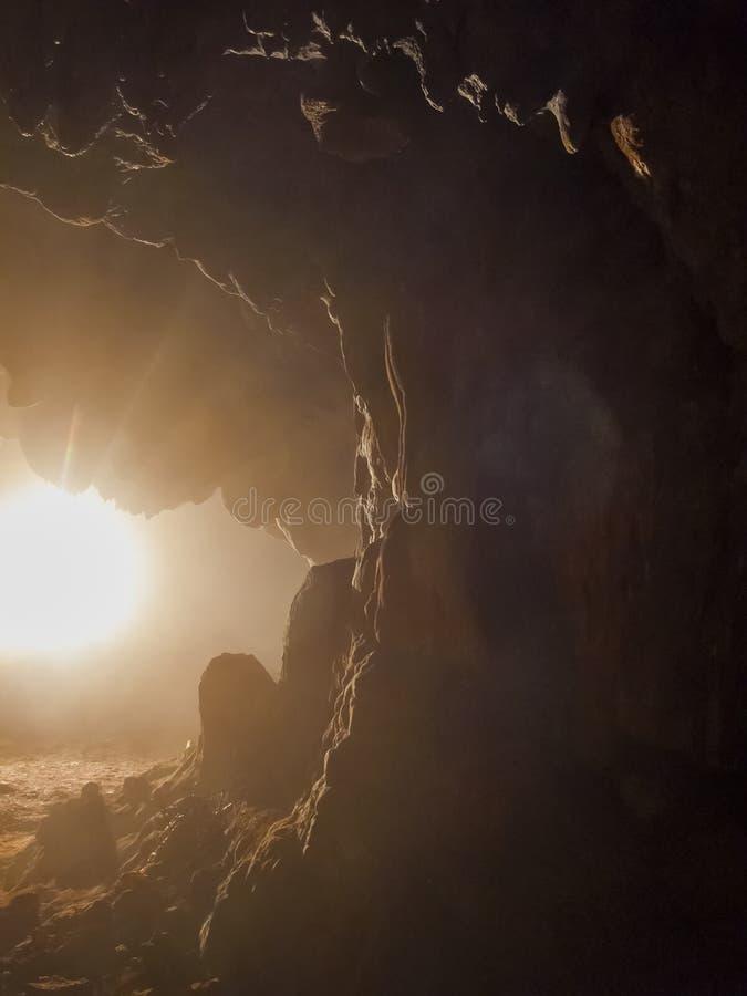 Ambrosio grotta på Kuban arkivbilder