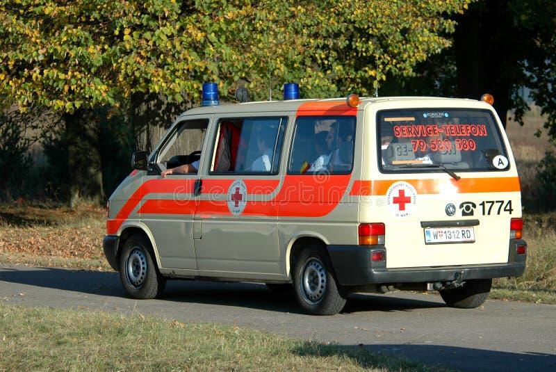 A ambulância imagens de stock royalty free