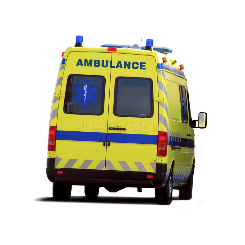 Download Ambulance stock image. Image of fast, blue, hospitalization - 10047721