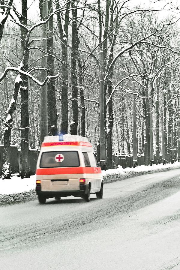 Download Ambulance stock image. Image of moved, haste, accident - 10814361