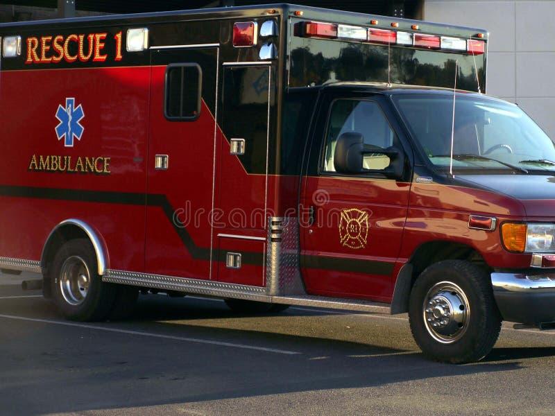 Ambulance 2 stock photography