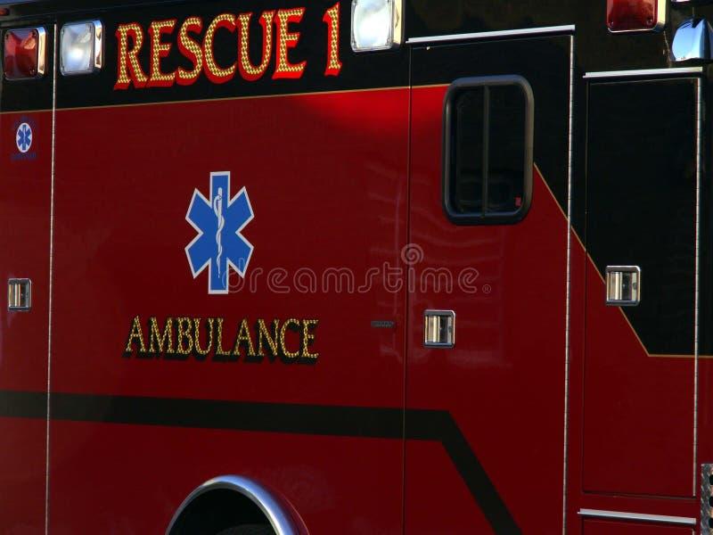Ambulance 2 stock images