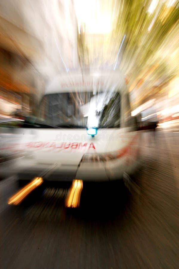 Ambulance photo stock
