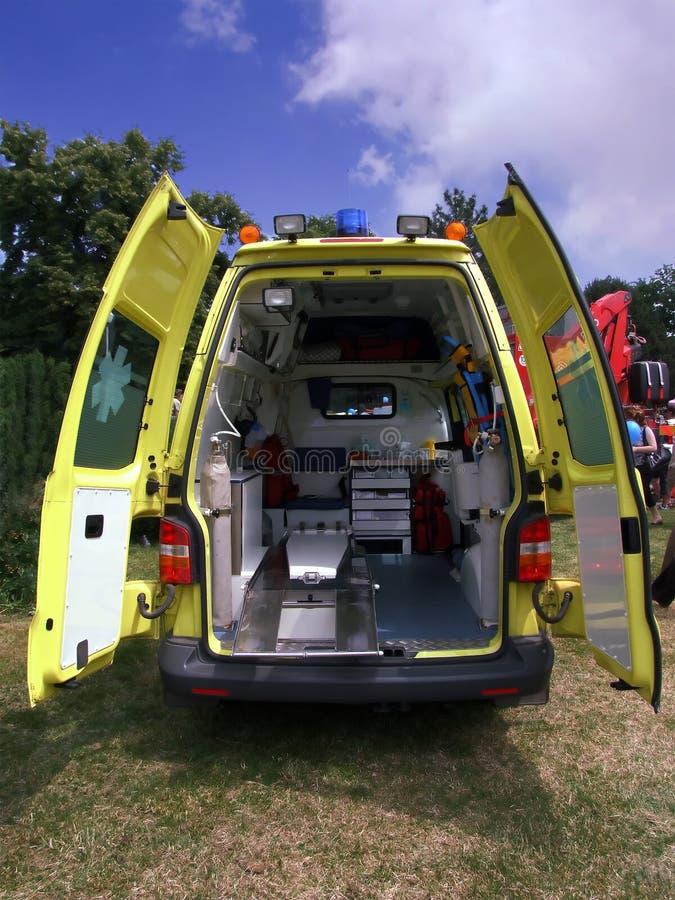 Ambulance photos stock