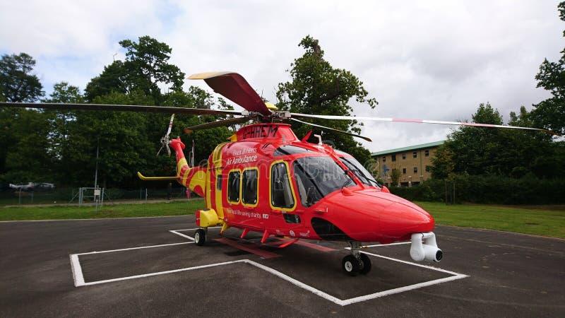 Ambulance aérienne photos libres de droits