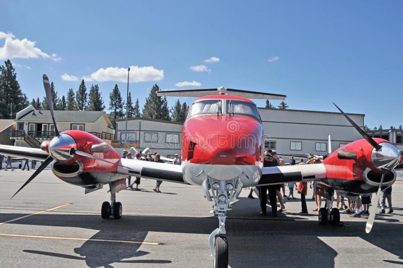 Ambulance aérienne médicale photos stock