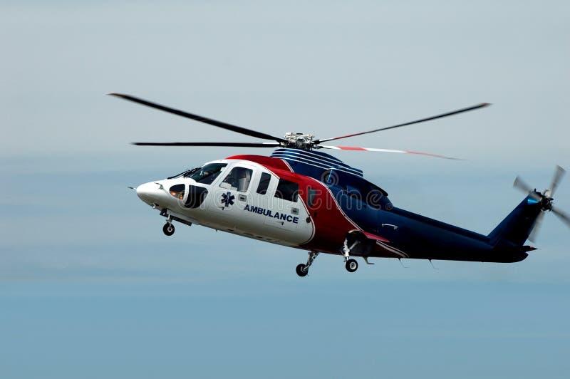 Ambulance d'air photos libres de droits