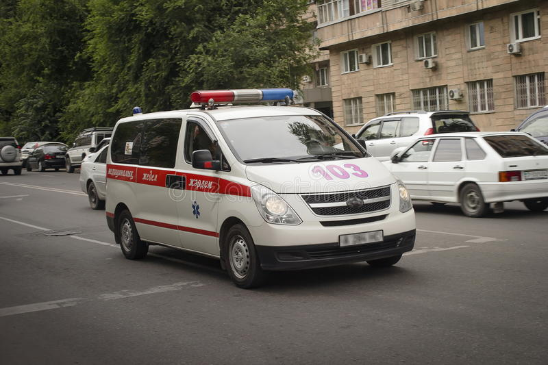Ambulance stock images