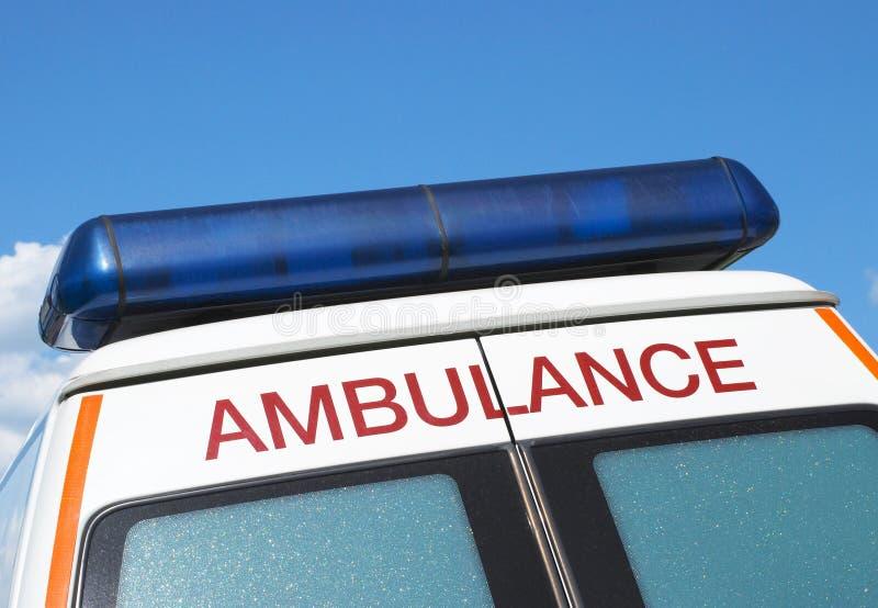 Ambulancia foto de archivo