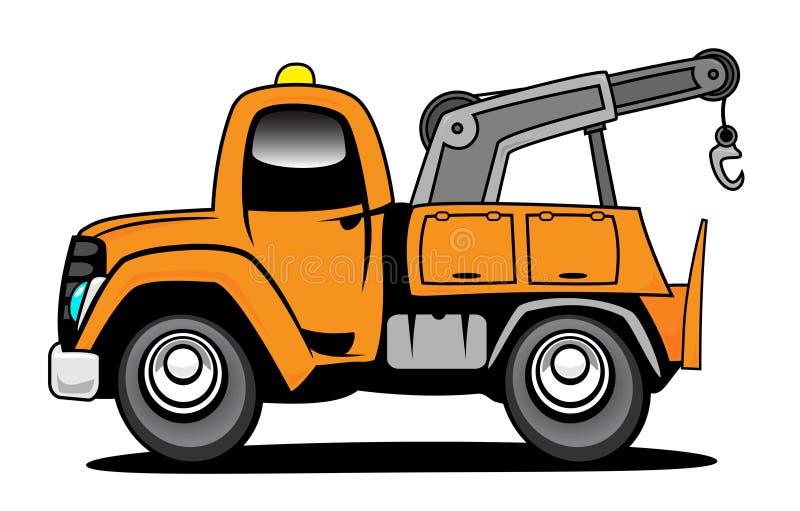 Ambulancia del coche stock de ilustración