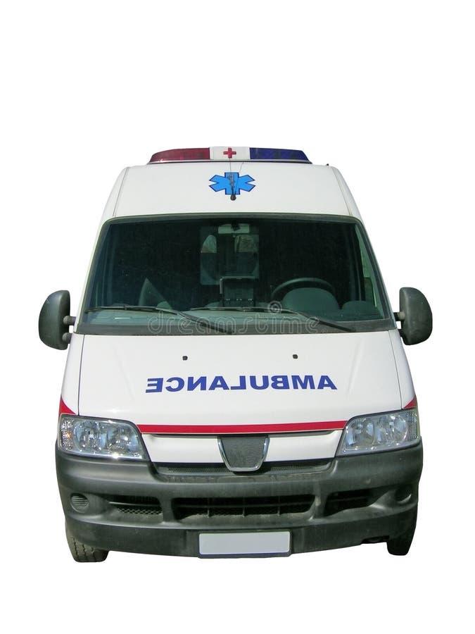 ambulans samochód zdjęcia stock