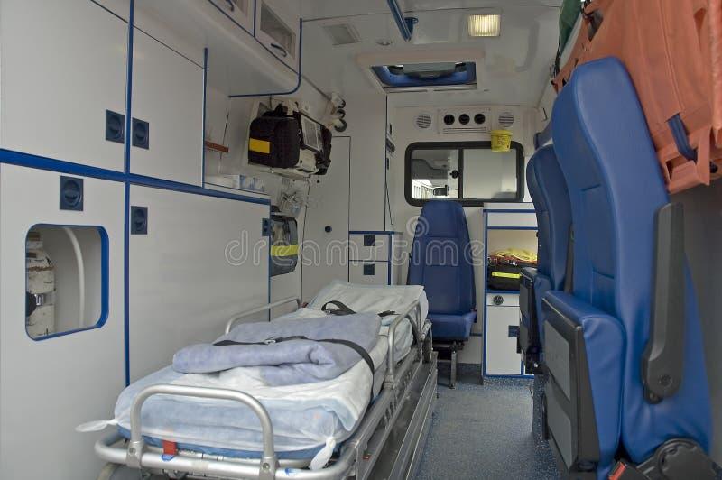 ambulansbil arkivbilder