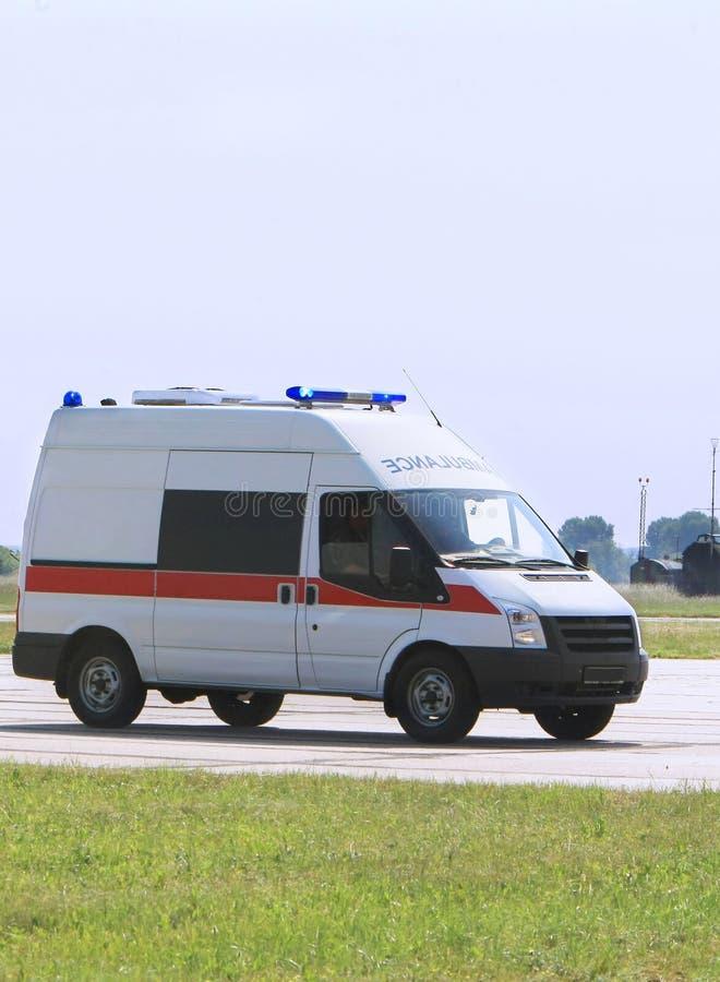 ambulansowy nagły wypadek fotografia stock