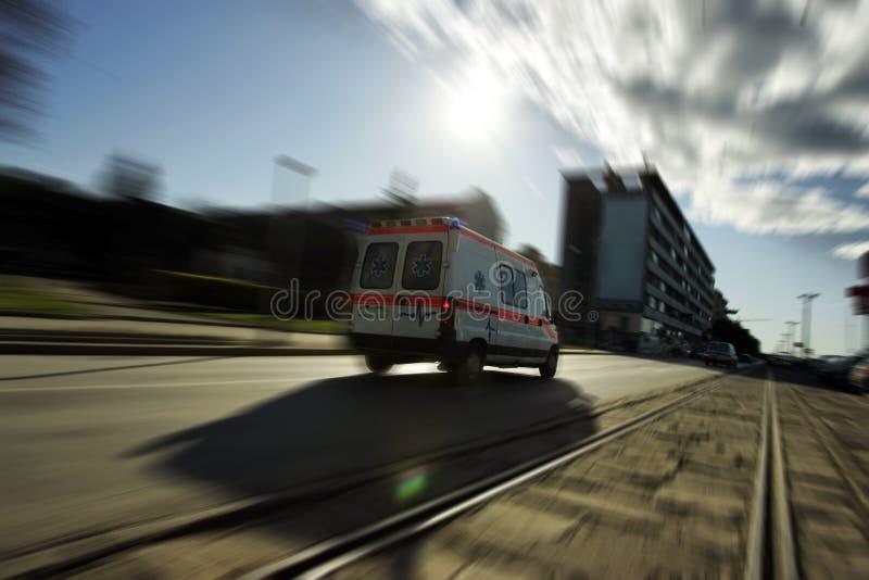 Ambulanza immagini stock libere da diritti