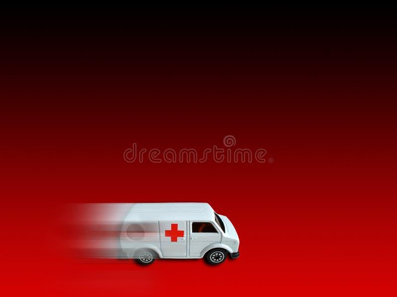 Ambulanza fotografie stock libere da diritti
