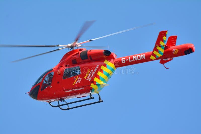 Ambulanza dell'elicottero