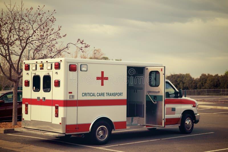 Ambulanza fotografie stock