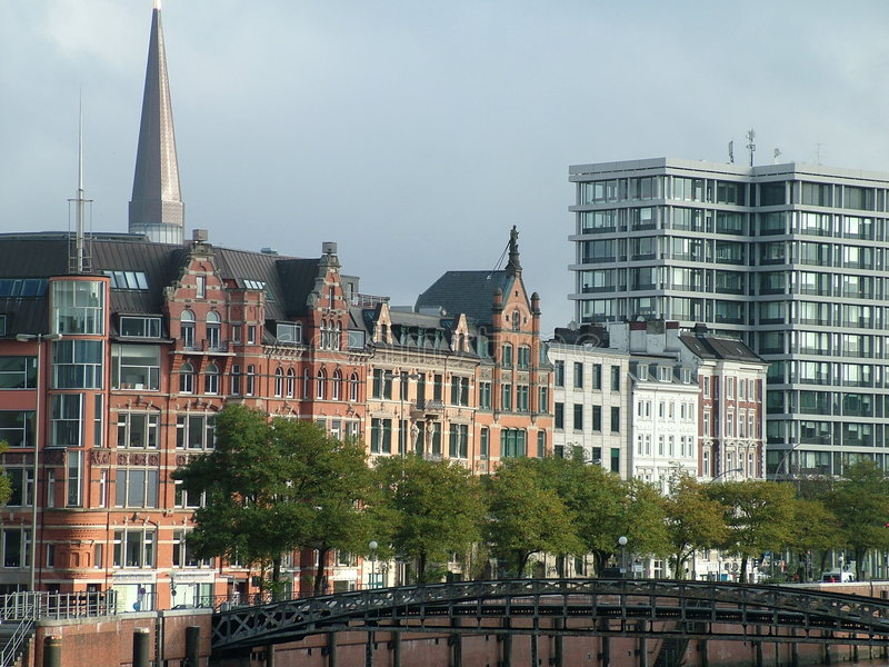 Amburgo immagini stock libere da diritti