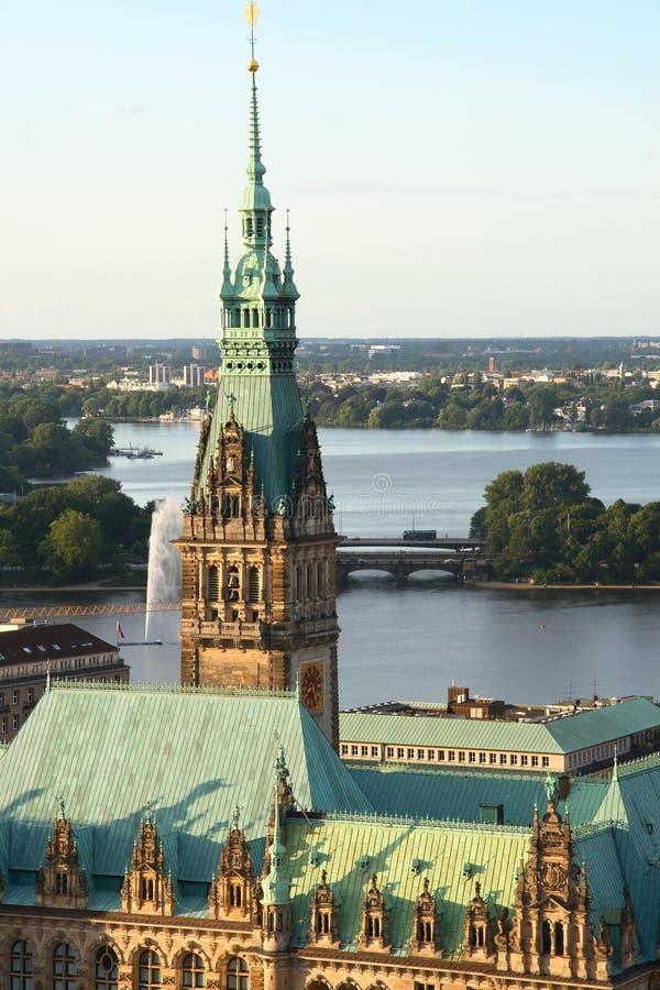 Download Amburgo fotografia stock. Immagine di costruzione, corridoio - 7317888