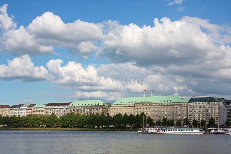 Amburgo fotografia stock libera da diritti