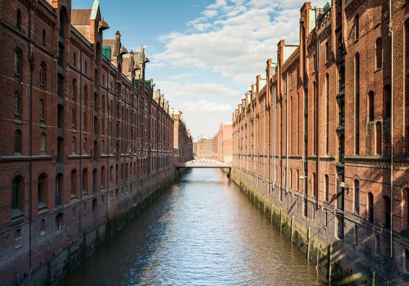 Amburgo, Germania immagini stock