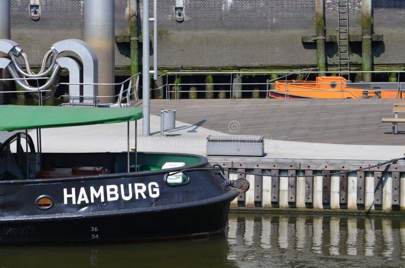 Amburgo Germania fotografie stock