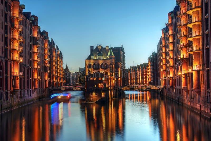 Amburgo, Germania fotografia stock