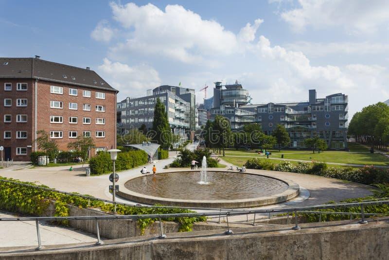 Amburgo Schaarmarkt, editoriale immagine stock