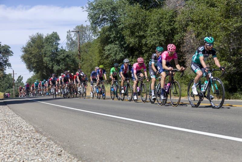 Amegen Tour of California - El Dorado Hills -19 royalty free stock images